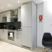 1BR Studio Apartment in Leicester City Center