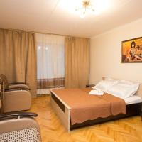 Apartment on Elninskaya 15