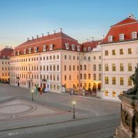 Hotel Taschenbergpalais Kempinski, hôtel à Dresde