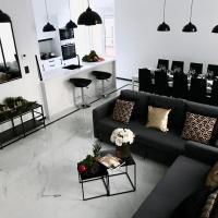 Luxury Residence Charvet Bruxelles-Midi (APP3)