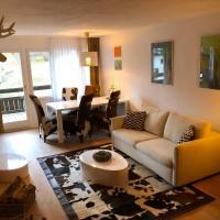 Euer Zuhause in Laax - Ferienwohnung mit Kamin