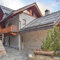 Amazing home in Bardonecchia w/ Indoor swimming pool and 3 Bedrooms