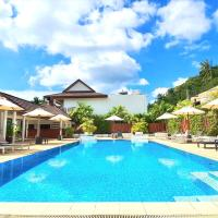 The Sands : 2 Bedrooms Beachside Apartment in Naiharn