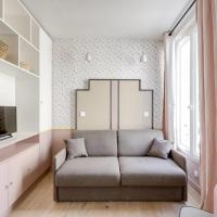 Cosy studio neuf-parc expos Porte de Versailles by GuestReady