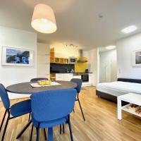 Topmodernes Apartment bei U-Bahn und Therme Wien Oberlaa, 15 min bis Stephansplatz