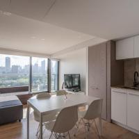 Luxury Studio Apartment in Potts Point