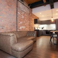 Stunning Warehouse Conversion In The City Centre