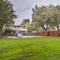 Ideally Located Palo Alto Studio, Walk to Cali Ave