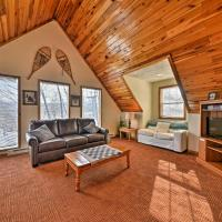 Ski-In/Ski-Out Ghent Cabin w/ Mountain Views!