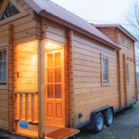 Tiny Home EuroCabin In The Country