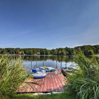 Waterfront Highland Lakes House w/ Dock-Near Park!