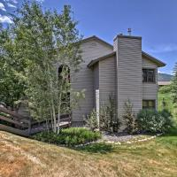 Steamboat Springs Condo Near Slopes w/Hot Tub!