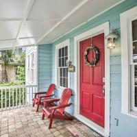 NEW-Casita w/Tiki Bar -Steps to Jacksonville Beach