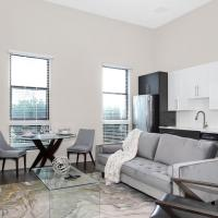 1 Bedroom Midtown Suite With Self Check-in & Free Parking**(Top Pick)