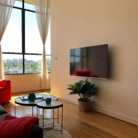 Experience Melbourne Grand Prix! Chic Central Prahran Apartment that ticks all the boxes that is Pran Central