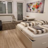 *Schönes Zimmer mit Balkon mitten im Zentrum*