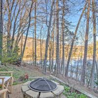 Tranquil Lake Lure House w/Great Deck & Lake Views