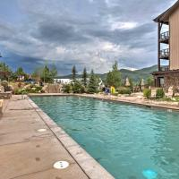 Steamboat Springs Resort Condo w/Pool & Spa Access