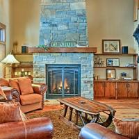 Exceptional Red Lodge Home w/Hot Tub & Mtn Views!