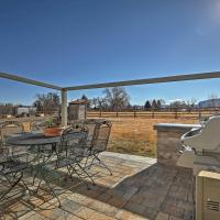 Escalante Home w/ Yard, Porch & Mtn Views!