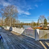Upscale Lexington Home w/ Dock on High Rock Lake!