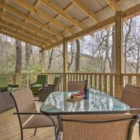 Charming Linville Mountain Studio w/ Deck & Views!