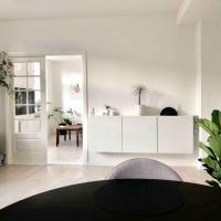 Hyggeligt værelse i stor Østerbro lejlighed