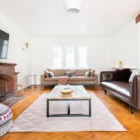 The Headington Escape - Bright 6BDR Country Home with Garden & Parking