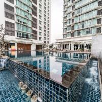OYO Home 89722 Beautiful 1br Dua Sentral - Memoire Suites