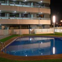 Fenals beach lux apartment with swimming pool