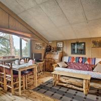 Florissant Cabin w/ Bunkhouse, New Deck & Views!