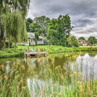 Harrisonburg Studio Cottage w/ 9 Acres & Pond