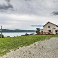 Home w/Deck Walk to Seneca Lake & Downtown!