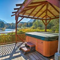 Riverfront Index Home 30 min to Stevens Pass 377