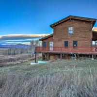 Stunning Steamboat Home - 11 Mi to Ski Resort