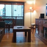 Cómodo y amplio apartamento en belgrano