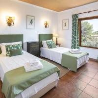 Villa Quinta Marinha - 9 bedroom villa 20 guests stunning location overlooking sea huge private p