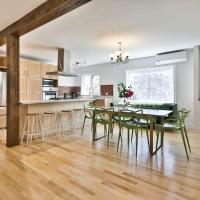 Bright and Modern 4BR in Montreal's NDG