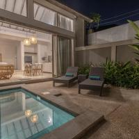 White Studio, villa with private pool Canggu