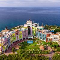 Merit Crystal Cove Hotel Casino & SPA, отель в Кирении