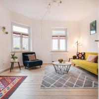 #1 AUGSBURG UNESCO: luxurious old town apartment