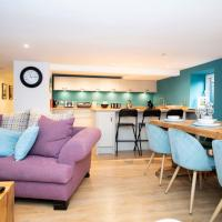 Boutique Style -3 Bedroom Flat in Harrogate