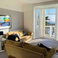 St David's Lodge, Sea Views, Large, Spacious Apartment