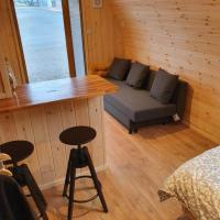 Orchard Glamping - Orchard Pod