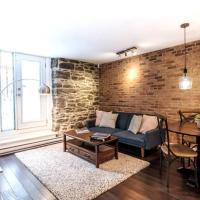 Gorgeous 1BR - Downtown Montreal - 1 Queen+Sofa-Bed