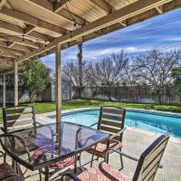 Indio Home w/Private Pool, 5 Min to Coachella