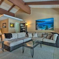 Cozy Condo 1 Mi to Incline Beach & Ski Resort