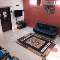 Home stay renting out entire first floor with one bedroom and huge living area