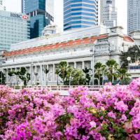 The Fullerton Hotel Singapore (SG Clean), отель в Сингапуре