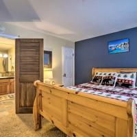 Cozy Truckee Condo Near Top Tahoe Attractions
